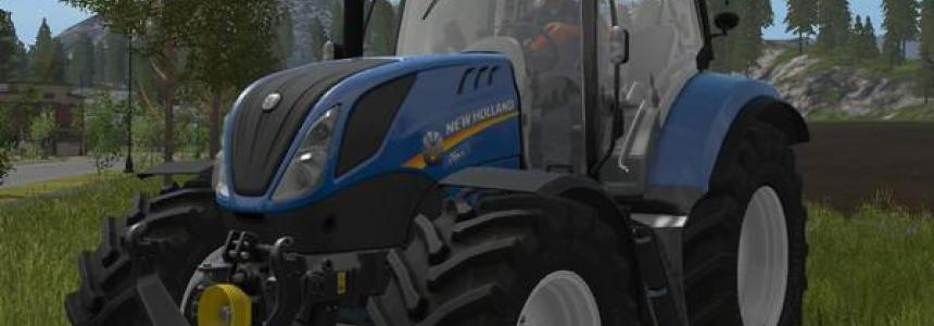 New Holland T6 v1.0.0.1