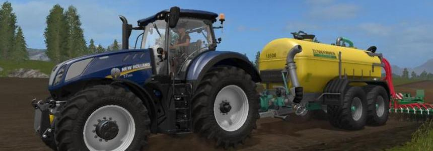 New Holland T7 Blue Power v1.0