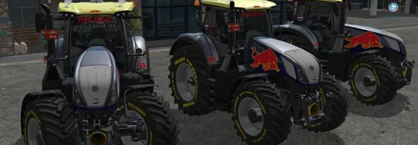 New Holland T7 Red Rikie v1.0