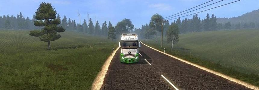 New road HD by Over Game v2.0