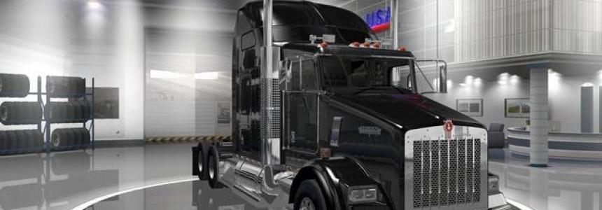 Pack American Truck Version v2.0 Update (29.11.2016)