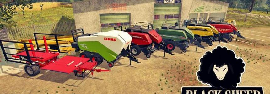 Pack Balestacker Reman and Baler v1.0
