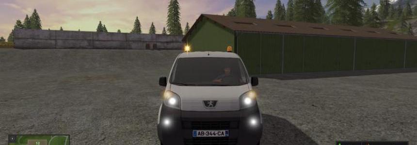 Peugeot Bipper v1.2