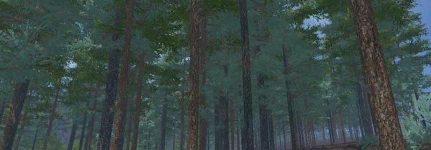 Placeable blue spruce v1.0