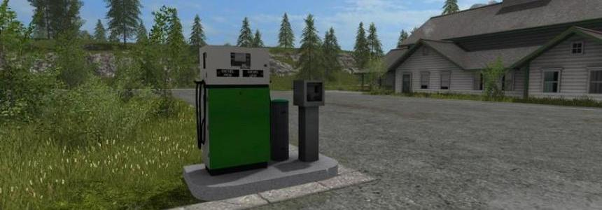 Placeable fuelstation v1.0.1
