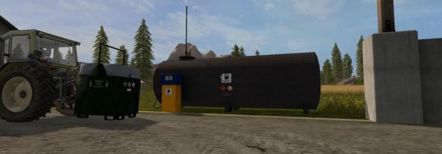 Placeable gas station v1