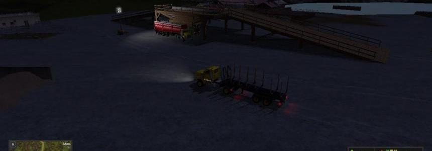 Platform ramp for beast chipper v1.0.0.0
