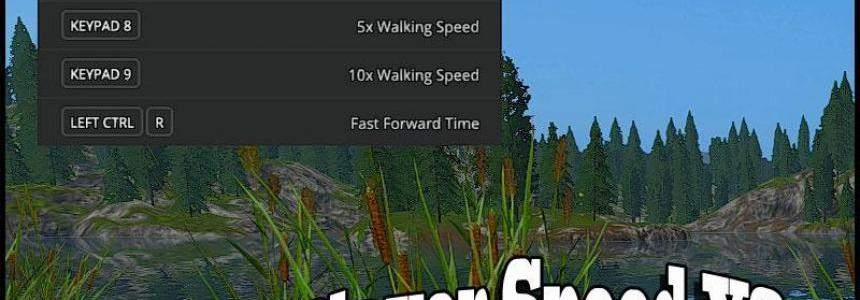 Player Speed V2.0