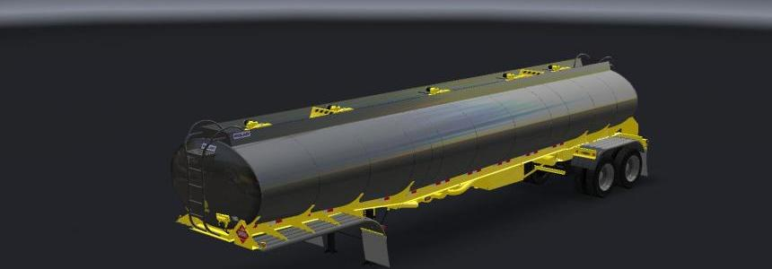 Polar Tanker Chassis Paint v1.4