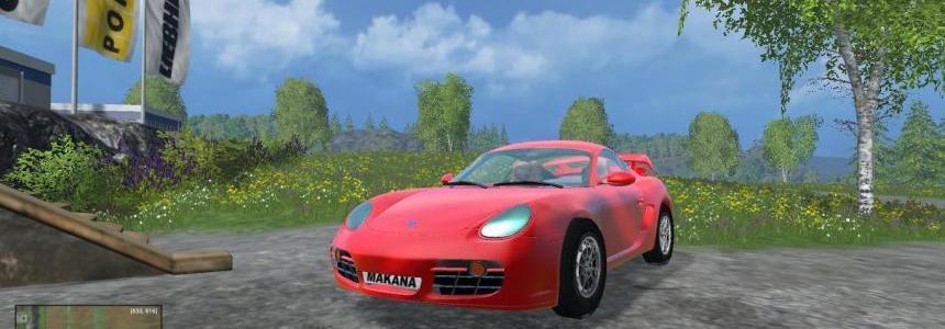Porsche cayman S final