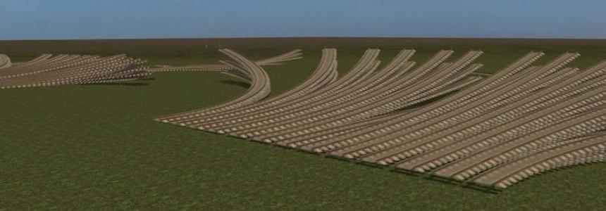 Railroad Tracks Set v1.0