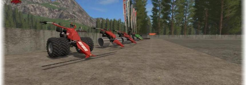 Reform and Rapid Motormaher Pack LS17 V2.0