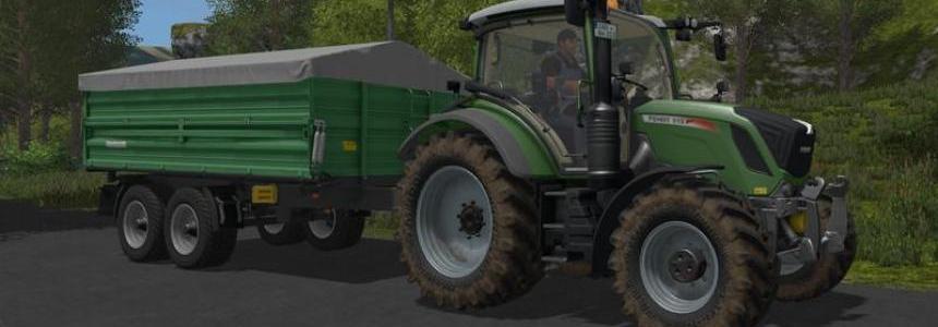 Reisch TDK 1600 v1.0