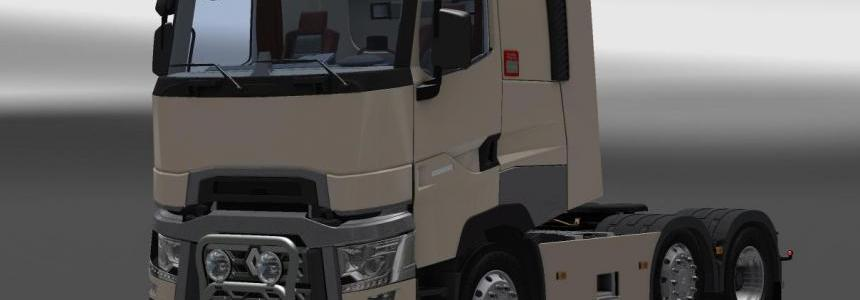 Renault T New interior v6.0 1.25.x - 1.26.x