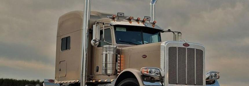 Rework Sounds for Peterbilt 389 v1.0