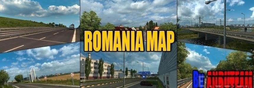 Romanian Map AnduTeam v1.3 for 1.26.x