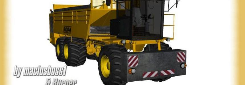 Ropa Euro Tiger Uber loaders v1.0