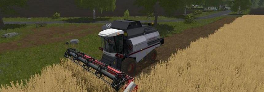 Rostselmash Vector 410 v1.0