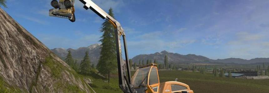 Sampo Rosenlew HR46 Mod Pack (Full Cranecontrols) v1.0