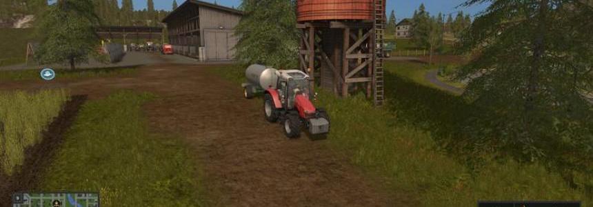 Savegame: dairy farm v1.0