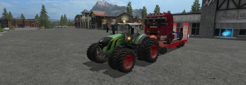 Scania 144L Agrar v1.0