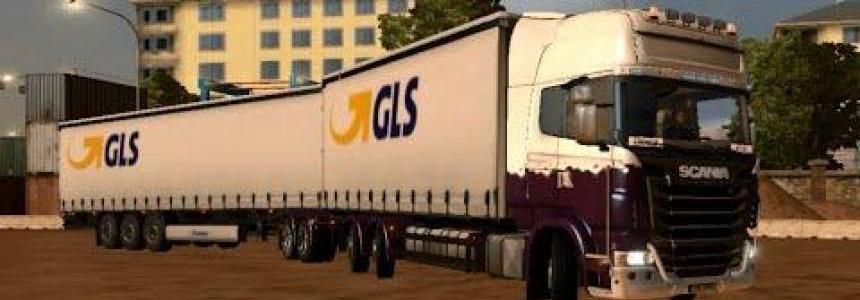 Scania Krone Tandem GLS