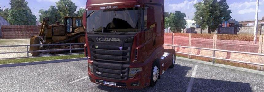 Scania R700 2016 1.25.2.6s
