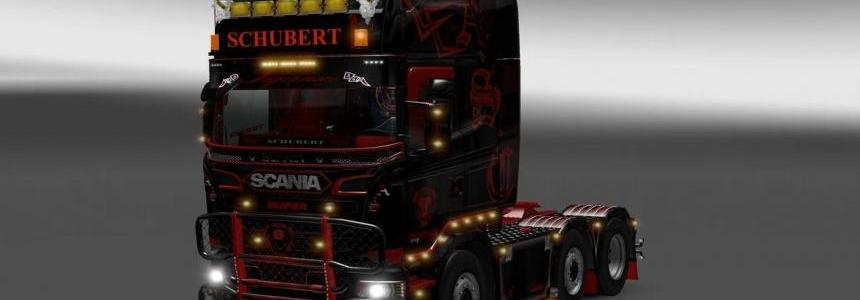 Scania Schubert v2.0