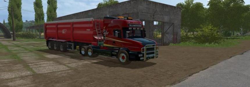 Scania T164 3-axle v1.0