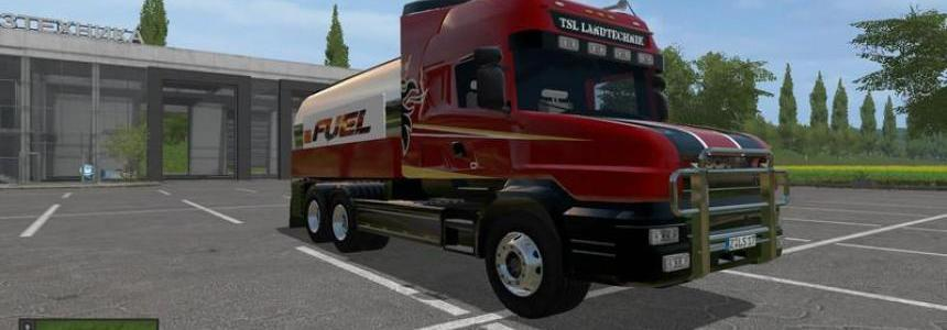 Scania T164 WB Pack v1.0