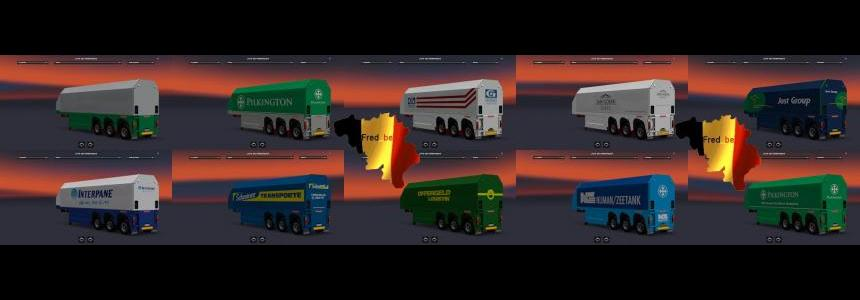 SCS Glass Trailer Reworked V1.26 (UPDATE) 1.26.xs