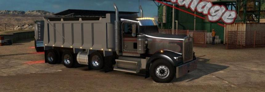 SCS W900 Dump Truck