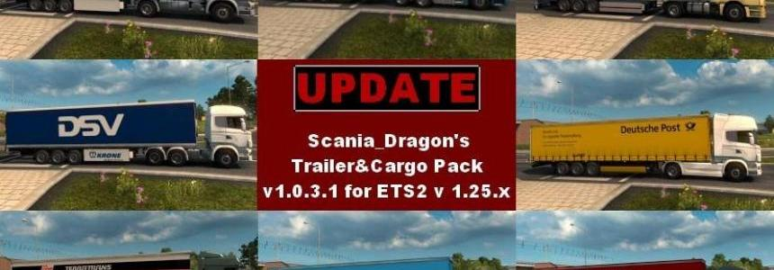 SDMods Trailer & Cargo Pack v1.0.3.1 (Fix&Update;)