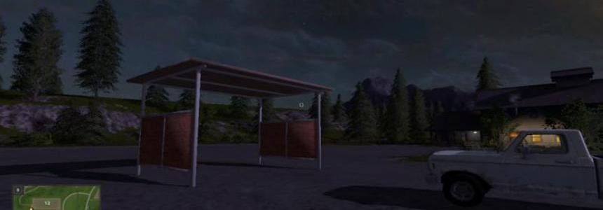 Shelter placeable v1