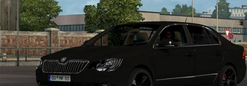 Skoda Superb edit by Traian for 1.26.x