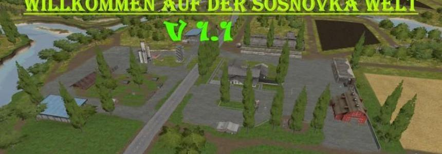 Sosnovka world v1.1
