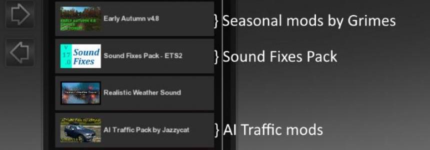 Sound Fixes Pack v17.7