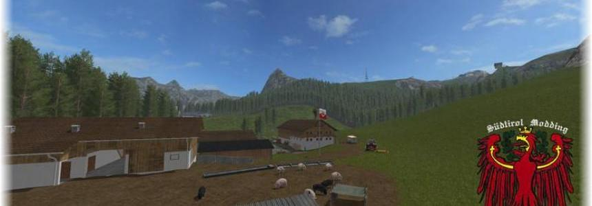 South Tyrolean mountain scenery v2.0