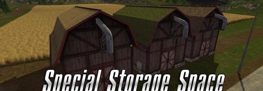 Special Storage Space v1.0