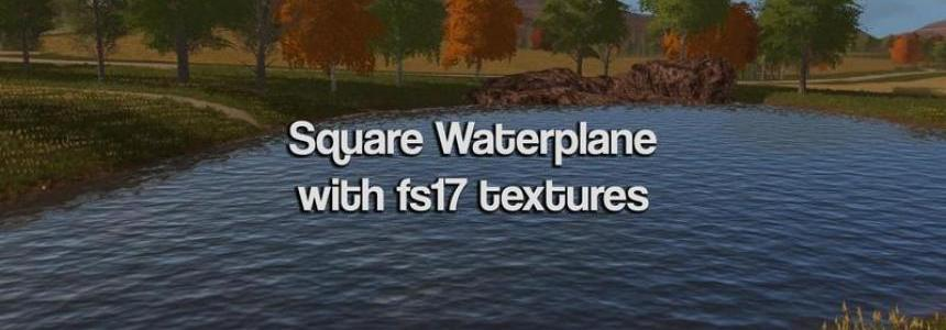Square Waterplane v1.0