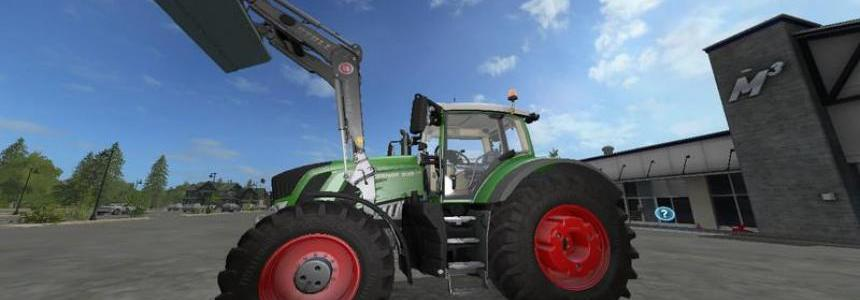 Stoll FZ 60 for Fendt Vario 900 Series v1.1.0.0
