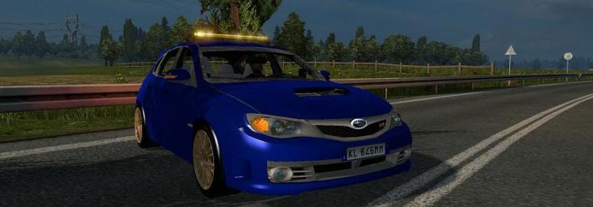 Subaru Impreza WRX STI v1.5