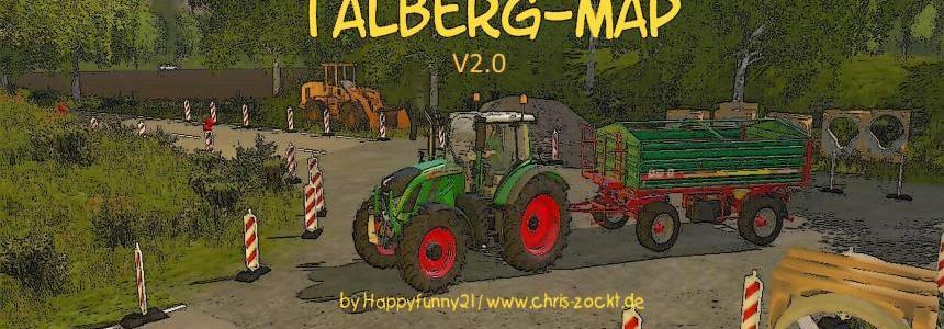 Talberg map v2.0