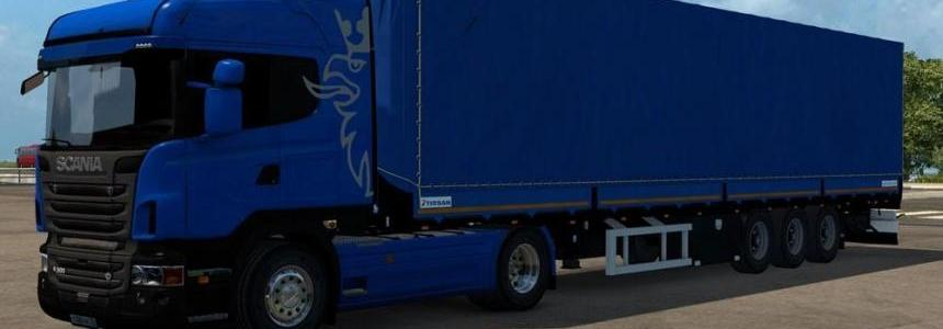 Tirsan Blue Trailer Standalone