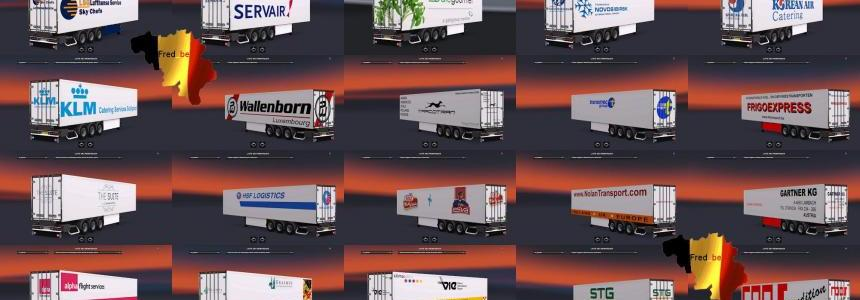 Trailer Pack Coolliner #2 V1.25 1.25.x