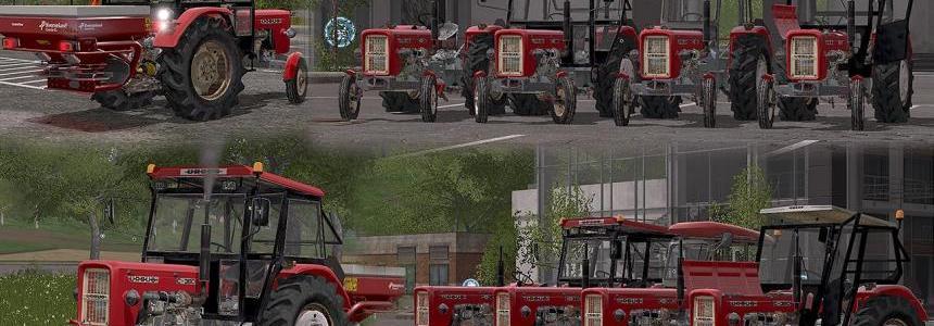 URSUS C-360 Farming simulator 17 v1