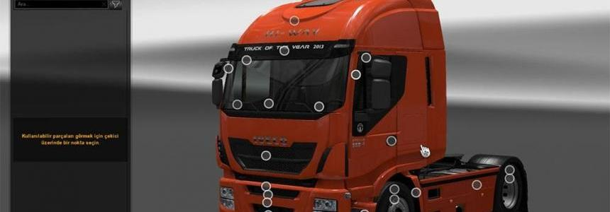 Iveco Hiway (YGZ) Addon Accessory v0.1