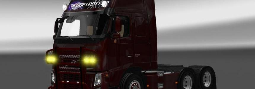 Volvo FH Classic by Peerke145 v1.3 Fix