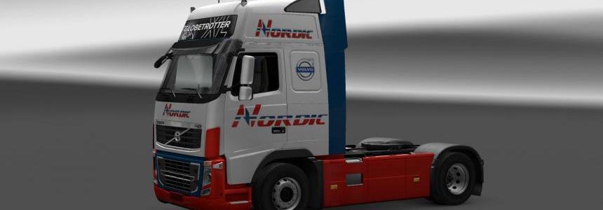 Volvo FH Nordic Skin 1.25