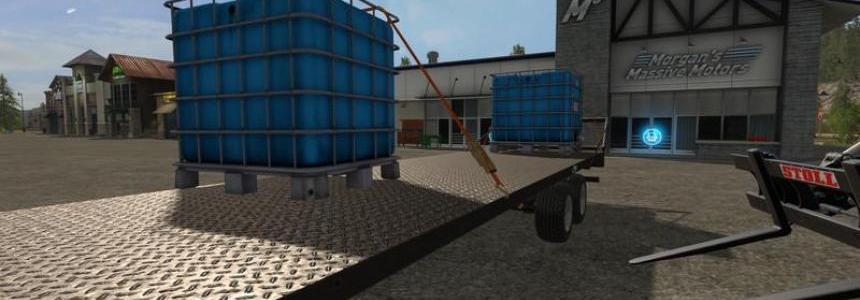 Water tank pallet 2000l v1.0